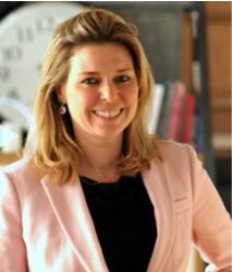 Julie Machillot, fondatrice de la startup Apitalent